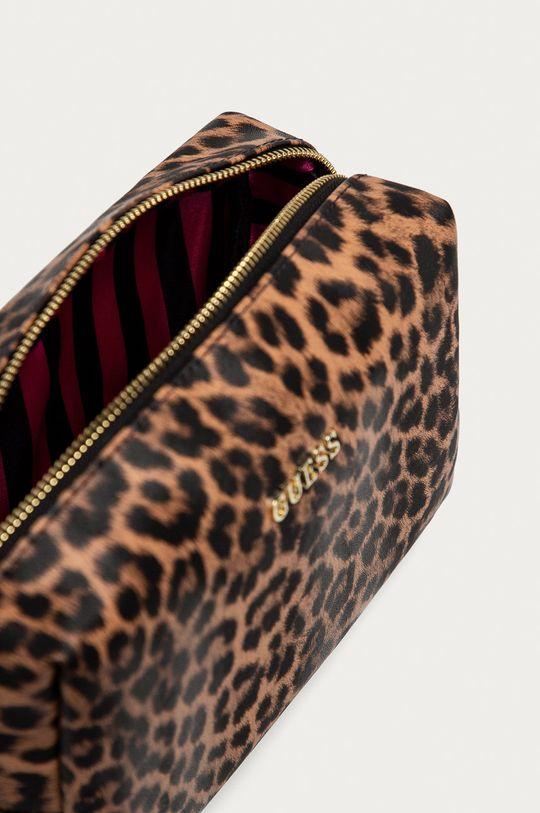 hnědá Guess - Kosmetická taška