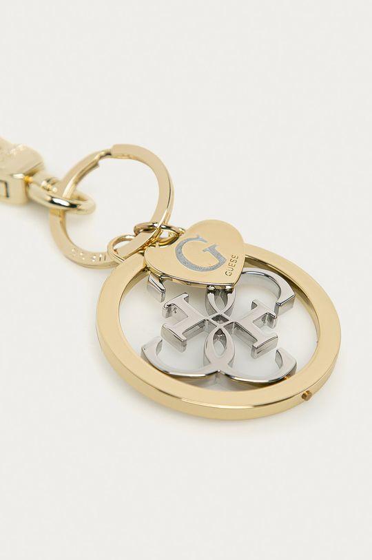 Guess - Kľúčenka zlatá