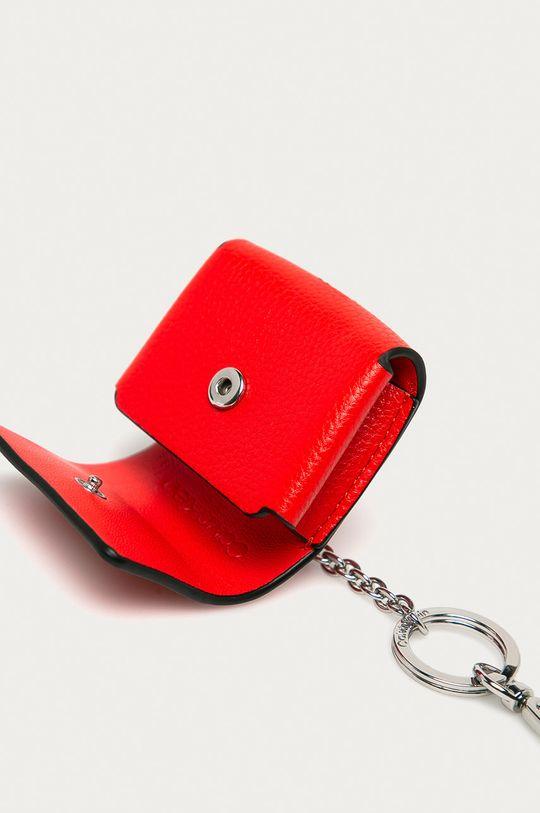 czerwony Calvin Klein - Etui na słuchawki
