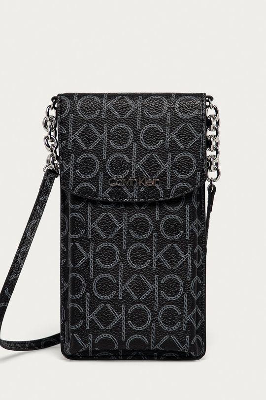 čierna Calvin Klein - Puzdro na mobil Dámsky