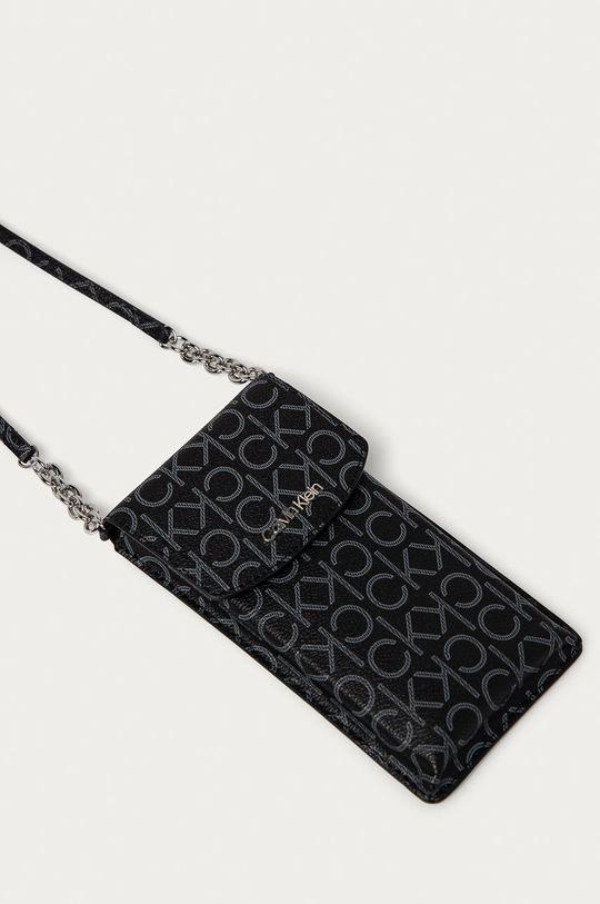 Calvin Klein - Puzdro na mobil čierna