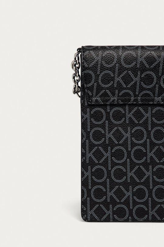 Calvin Klein - Puzdro na mobil  100% Polyuretán