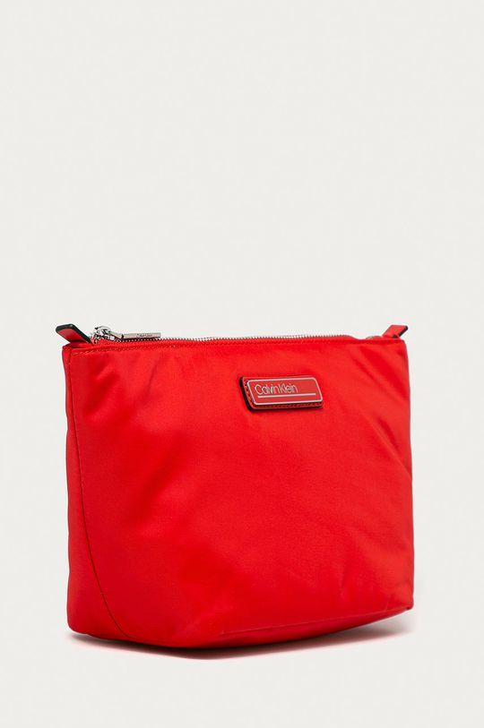 Calvin Klein - Kosmetyczka czerwony