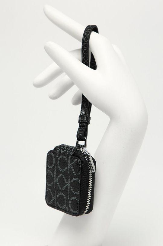 czarny Calvin Klein - Etui na AirPod Damski