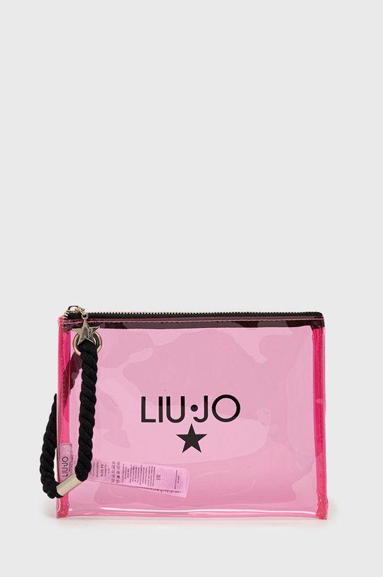 różowy Liu Jo - Kosmetyczka Damski