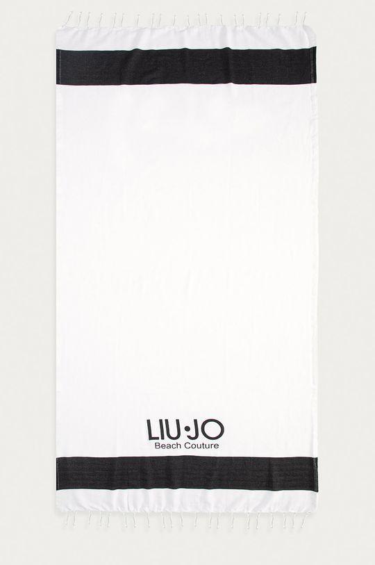 biały Liu Jo - Ręcznik Damski