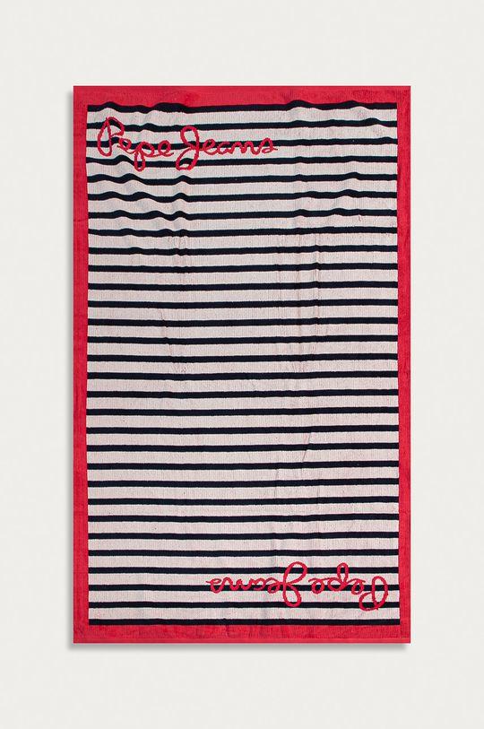 granatowy Pepe Jeans - Ręcznik Liv Damski