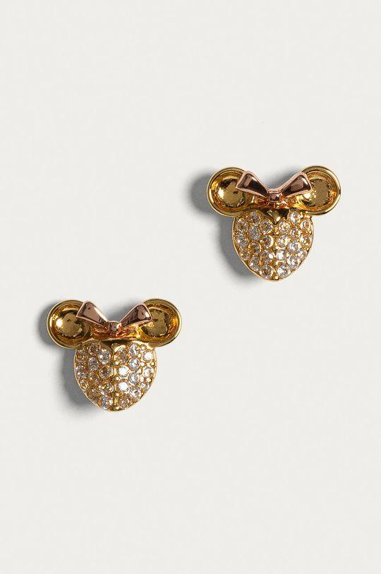 zlatá Kate Spade - Náušnice x Disney Dámský