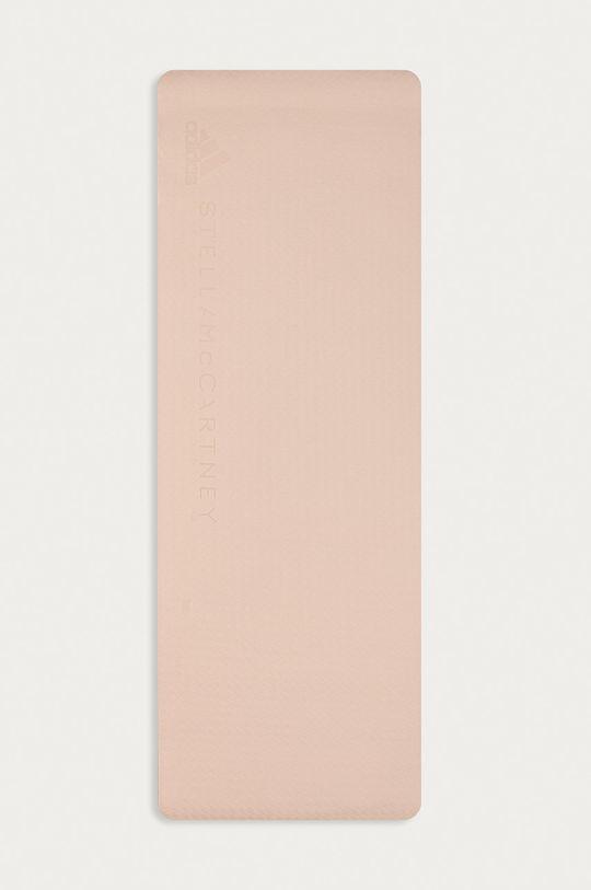 fialová adidas by Stella McCartney - Podložka na jogu Dámsky