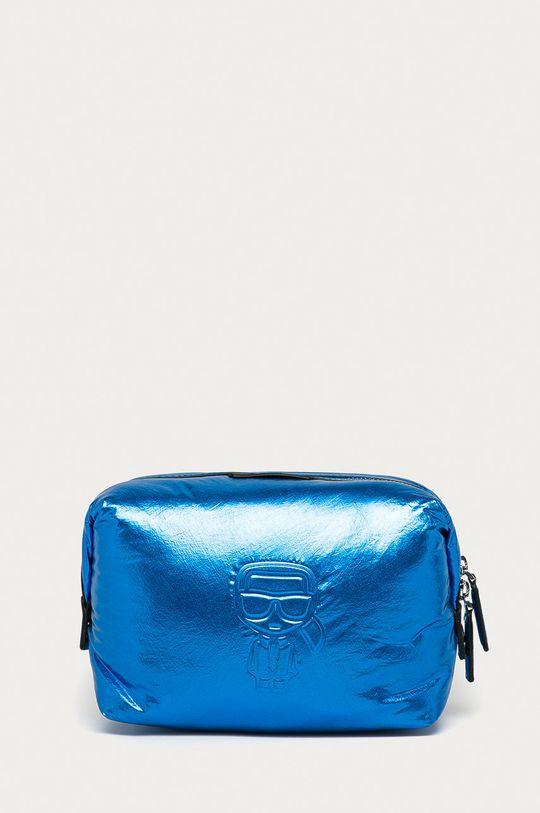 niebieski Karl Lagerfeld - Kosmetyczka Damski