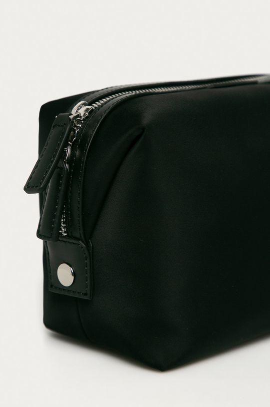 Karl Lagerfeld - Kosmetická taška  90% Polyuretan, 10% Přírodní kůže