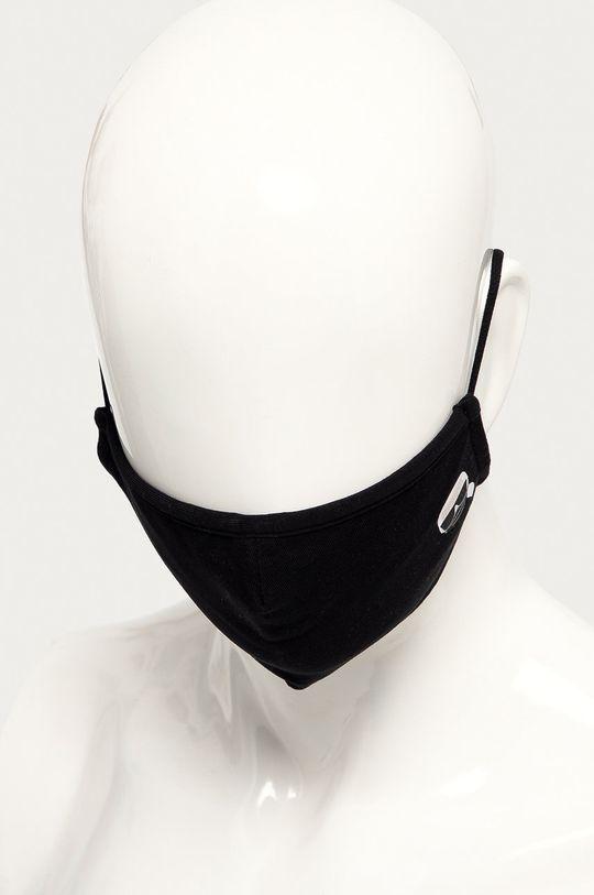 Karl Lagerfeld - Maseczka ochronna (2-pack) czarny