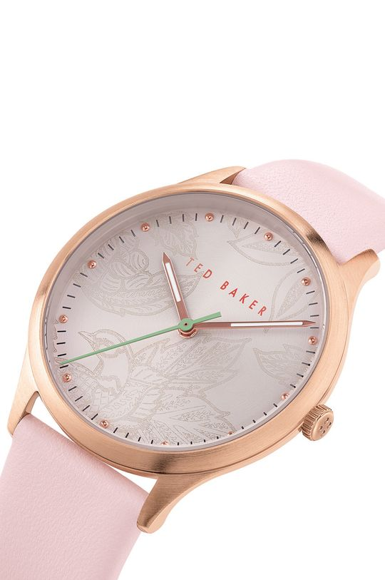 Ted Baker - Zegarek BKPBGS002 różowy