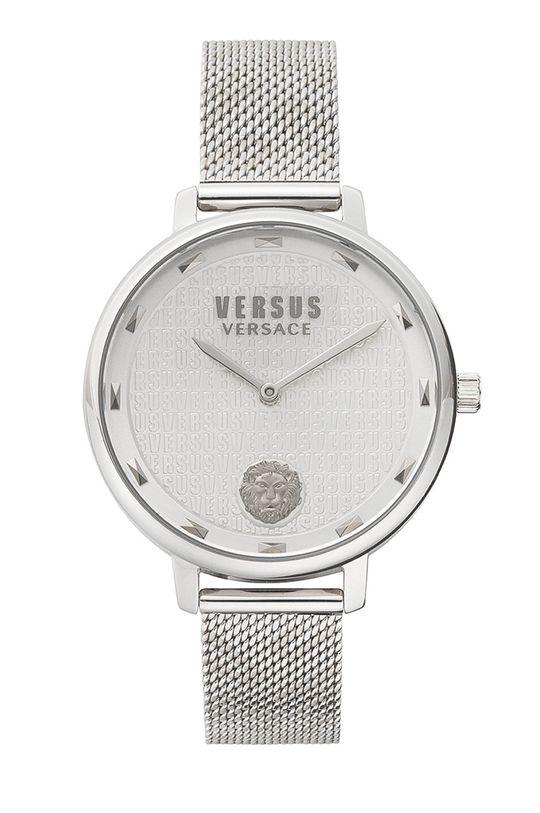 strieborná Versus Versace - Hodinky VSP1S1420 Dámsky