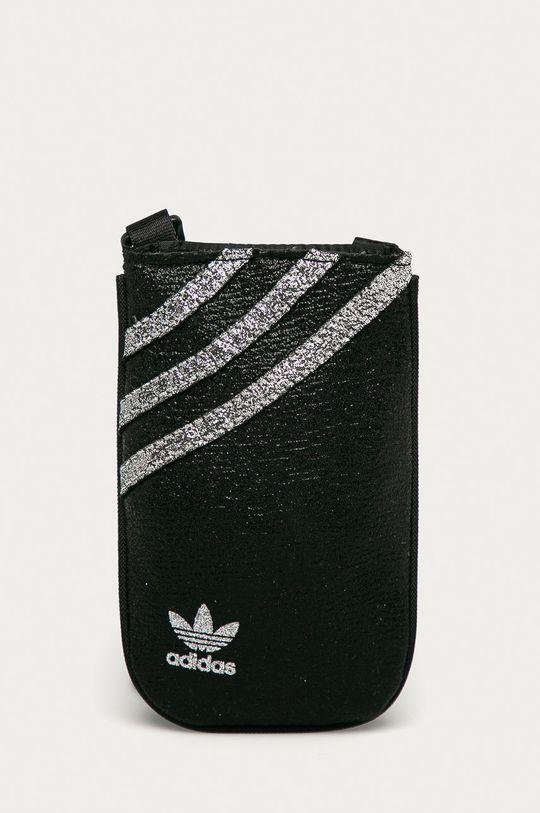 czarny adidas Originals - Etui na telefon Damski