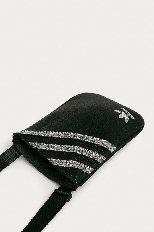 czarny adidas Originals - Etui na telefon