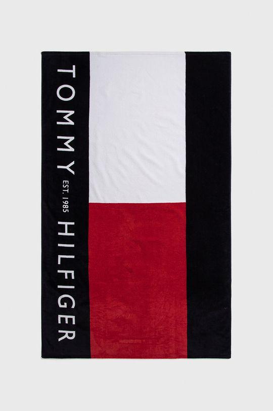 czerwony Tommy Hilfiger - Ręcznik Damski