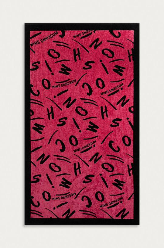 fuchsiová Moschino Underwear - Ručník Dámský