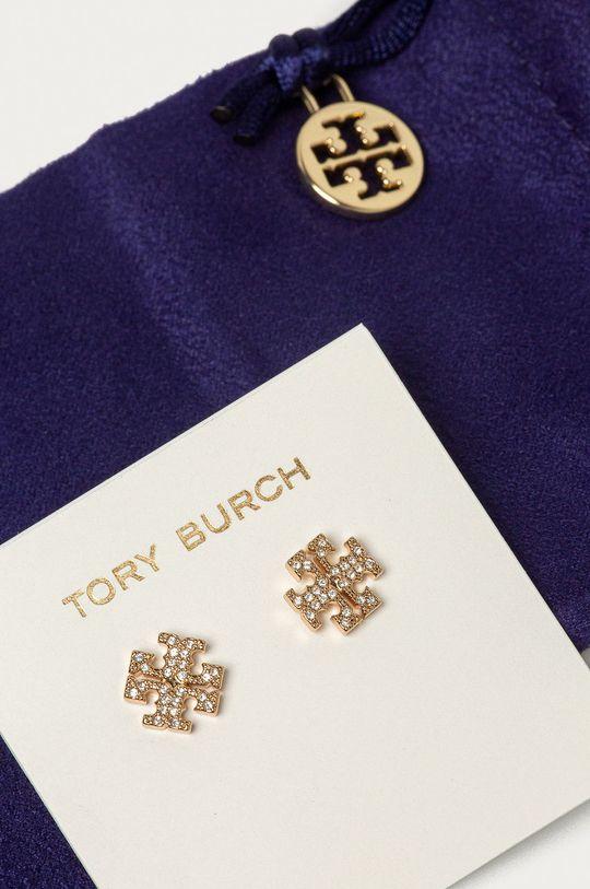 Tory Burch - Náušnice zlatá