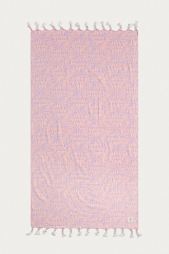 różowy Billabong - Ręcznik Damski