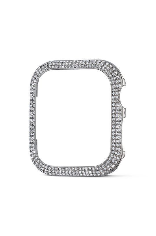 strieborná Swarovski - Puzdro Sparkling Apple Watch Dámsky