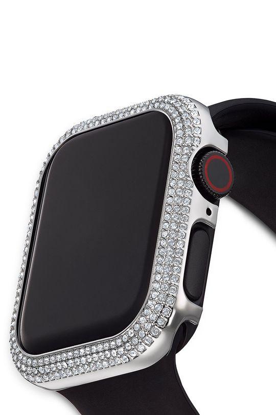 stříbrná Swarovski - Obal Sparkling Apple Watch