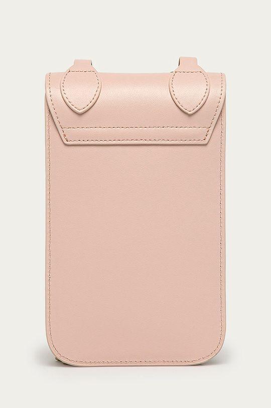 pastelová Pinko - Kožený obal na telefon