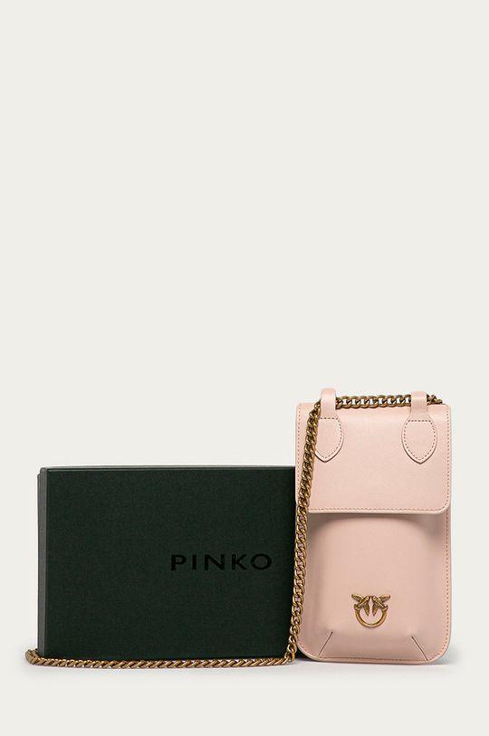 Pinko - Kožený obal na telefon