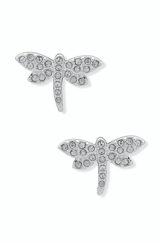 Dkny - Náušnice stříbrná