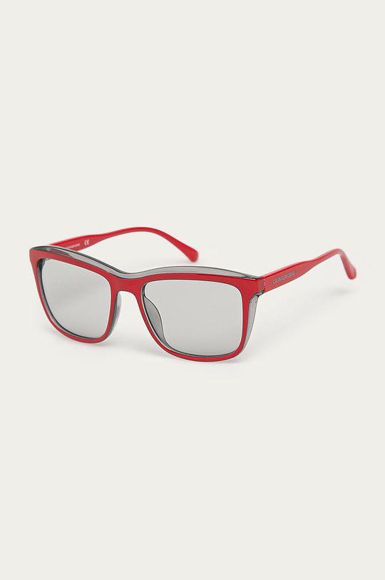 červená Calvin Klein Jeans - Sluneční brýle Dámský