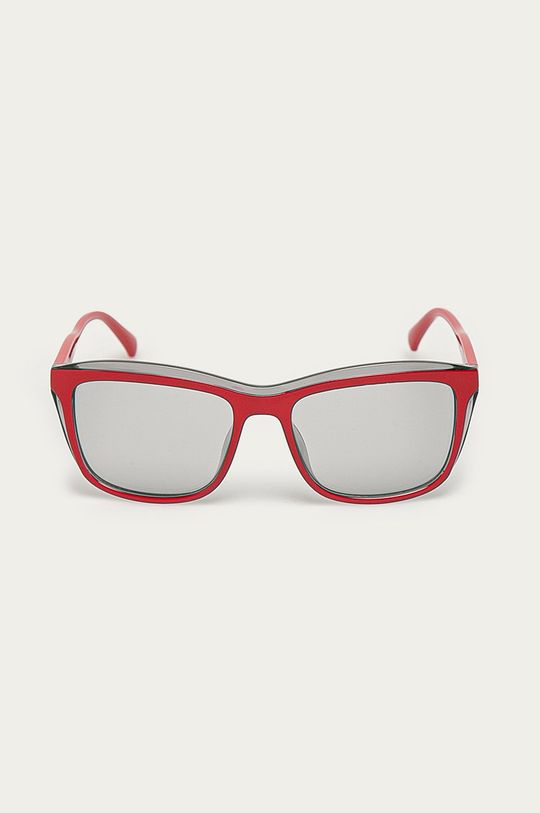 Calvin Klein Jeans - Sluneční brýle červená