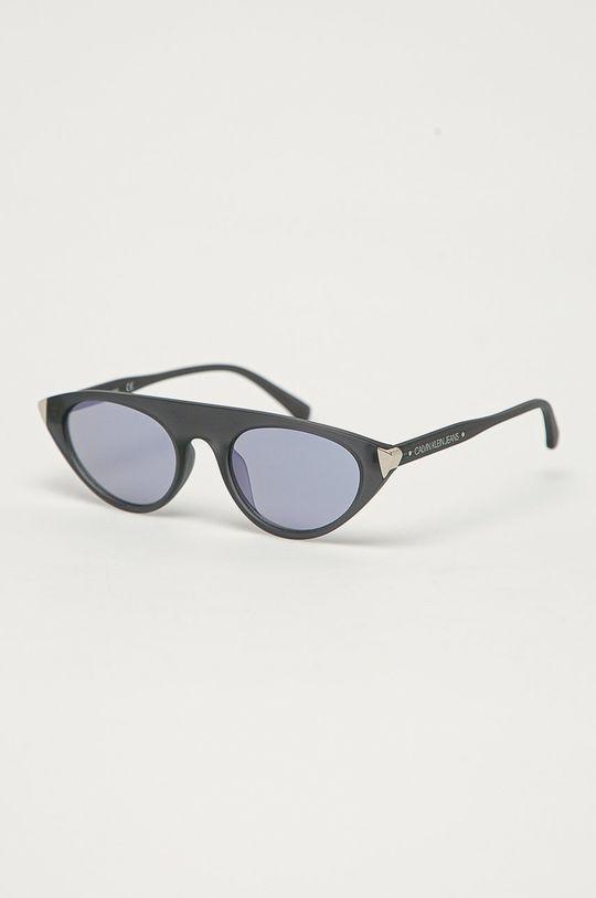 černá Calvin Klein Jeans - Sluneční brýle Dámský