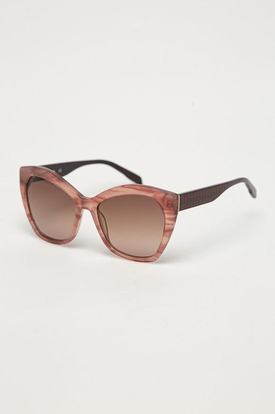 różowy Karl Lagerfeld - Okulary przeciwsłoneczne Damski