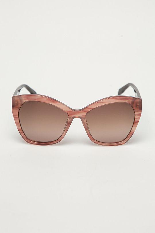 Karl Lagerfeld - Okulary przeciwsłoneczne różowy