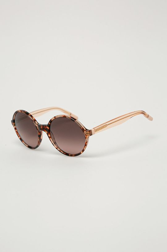 kávová Tommy Hilfiger - Sluneční brýle Dámský