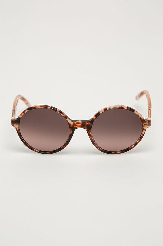 Tommy Hilfiger - Sluneční brýle kávová