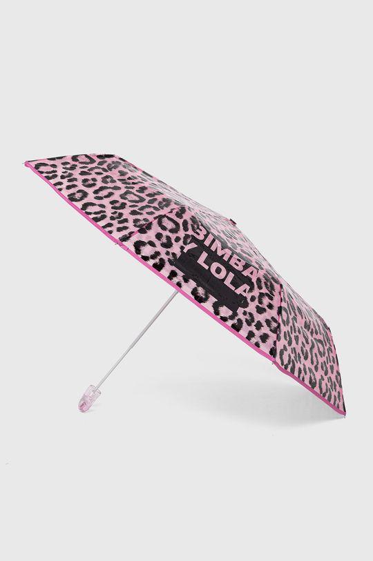 różowy BIMBA Y LOLA - Parasol Damski