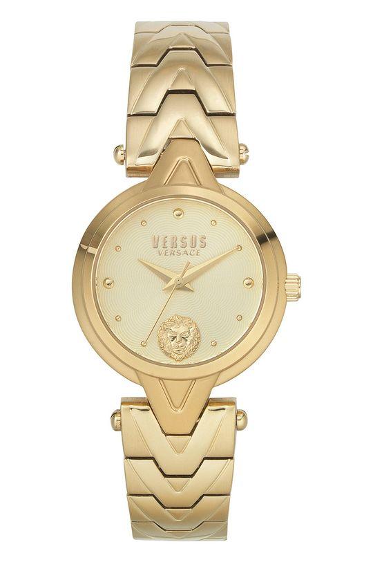 złoty Versus Versace - Zegarek VSPVN0820 Damski