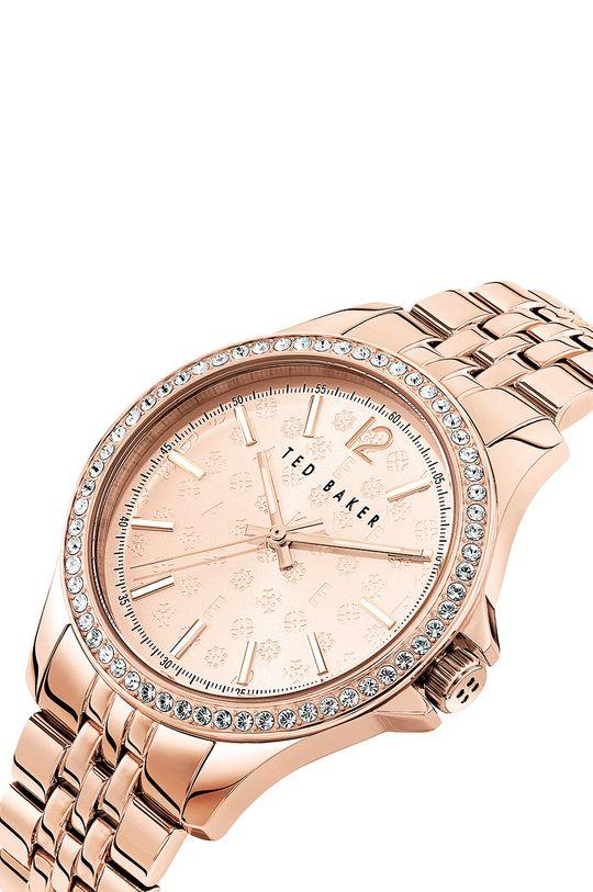 Ted Baker - Zegarek BKPNIF903 różowy