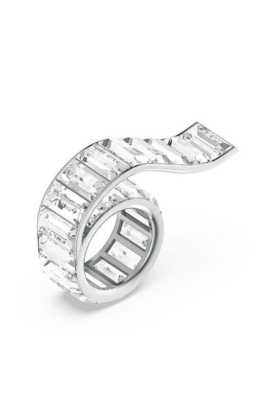 stříbrná Swarovski - Prstýnek MATRIX Dámský