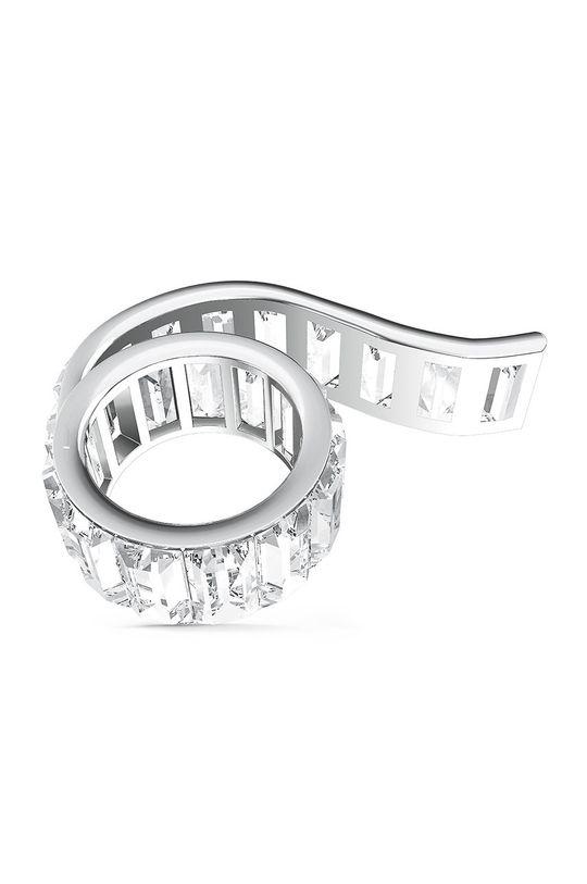 Swarovski - Pierścionek MATRIX Metal, Kryształ Swarovskiego