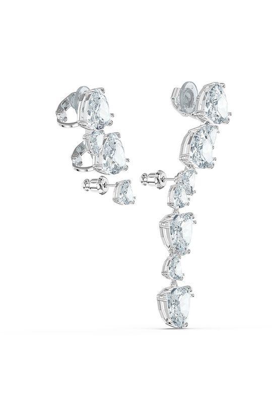 Swarovski - Kolczyki MILLENIA (3-PACK) srebrny