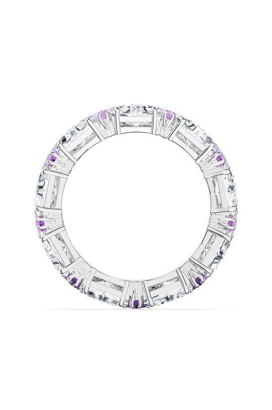 Swarovski - Pierścionek MILLENIA Metal, Kryształ Swarovskiego