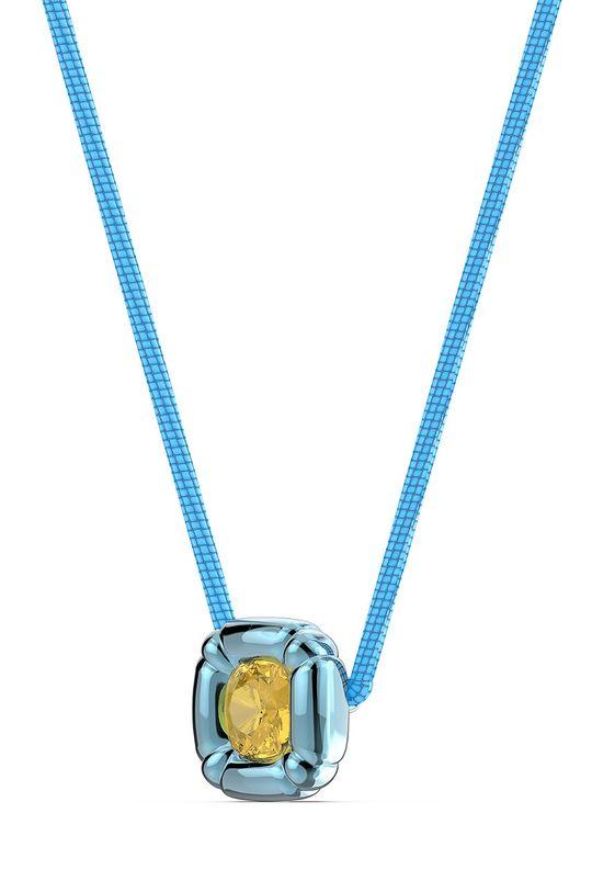 Swarovski - Naszyjnik DULCIS Materiał syntetyczny, Metal, Kryształ Swarovskiego