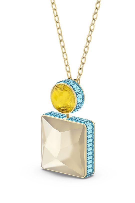 Swarovski - Naszyjnik ORBITA Metal, Kryształ Swarovskiego