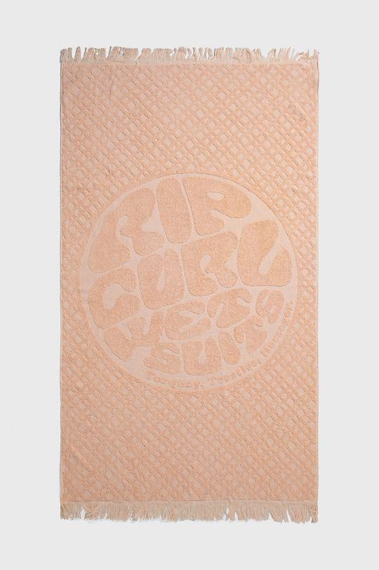 pastelowy różowy Rip Curl - Ręcznik Damski