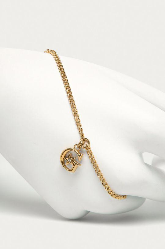 Guess - Bransoletka złoty