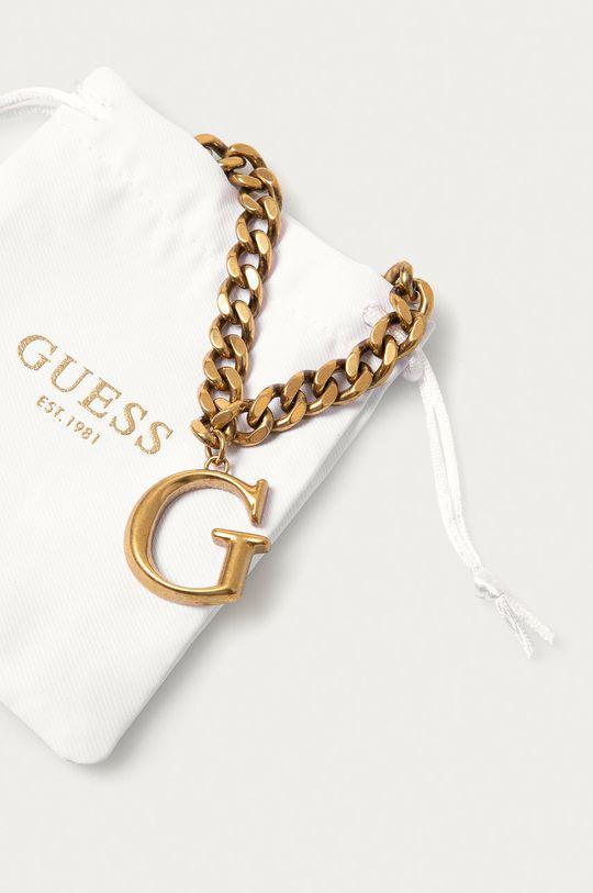 Guess - Naszyjnik złoty