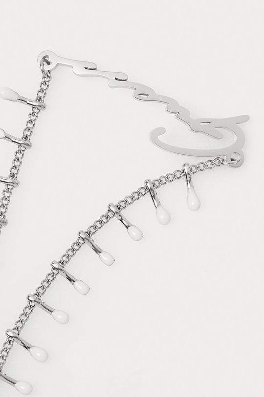 Guess - Bransoletka srebrny