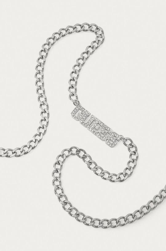 Guess - Naszyjnik srebrny